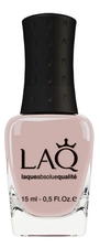 LAQ Лак для ногтей Балерина Ballerinas 15мл