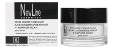 New Line Крем энергетический для лица Cream Energy For Combined And Oily Skin 50мл