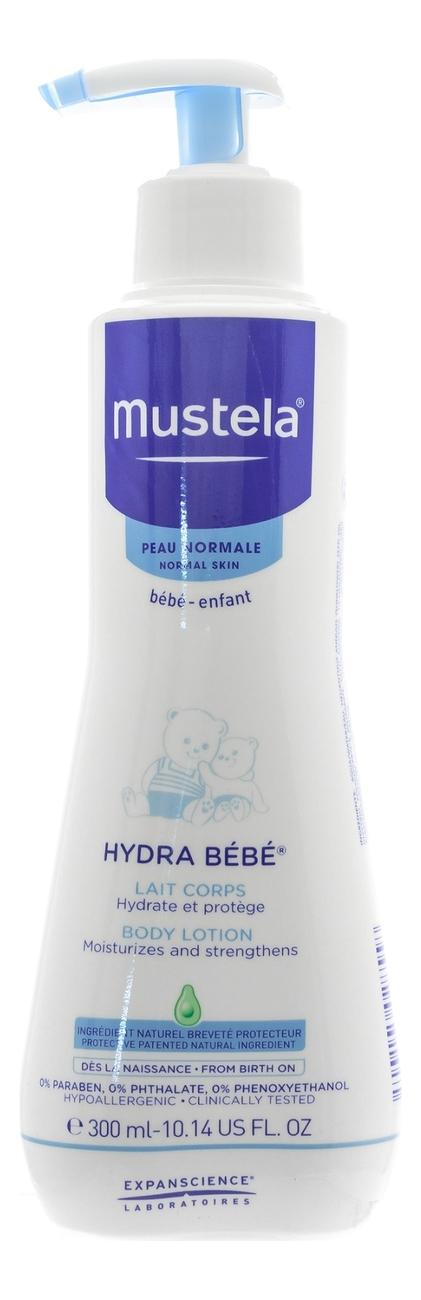 Купить Молочко для тела Hydra Bebe: Молочко 300мл, Mustela