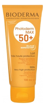 Молочко для тела Photoderm Max Milk SPF50+ 100мл