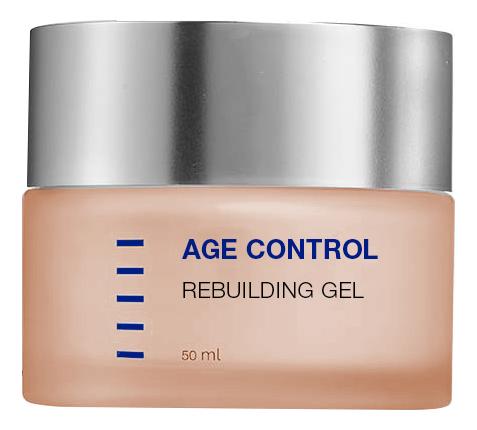 Восстанавливающий гель для лица Age Control Rebuilding Gel 50мл пилинг age control super lift holy land отзывы
