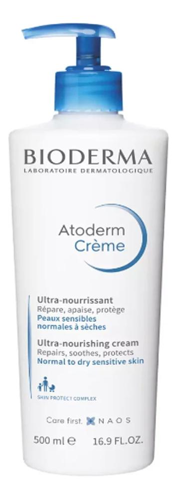 Ультрапитательный крем для тела Atoderm Nourishing Cream: Крем 500мл недорого