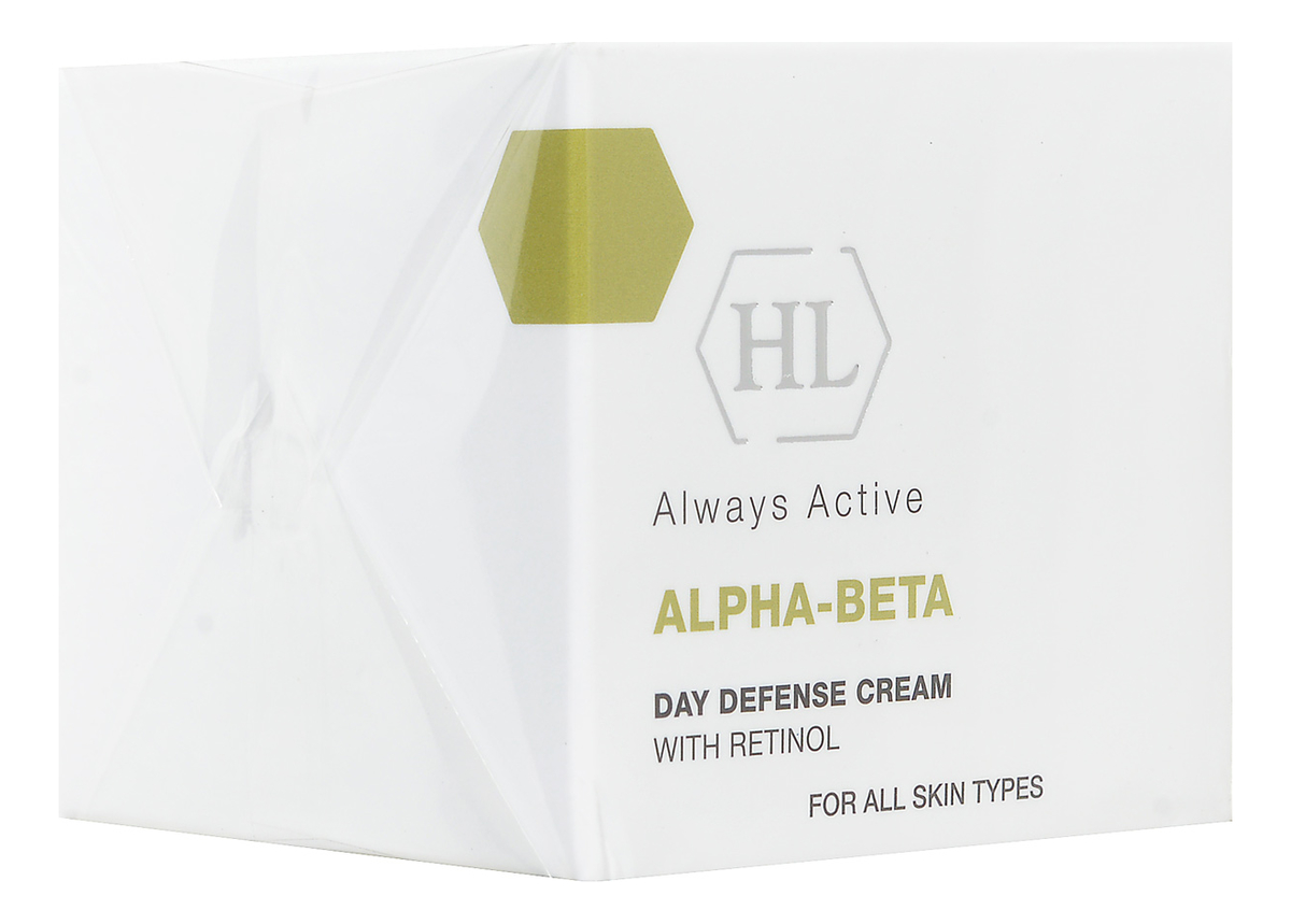 Дневной защитный крем для лица Alpha-Beta & Retinol Day Defense Cream 50мл гель крем для лица alpha homme genwood hydro 50мл