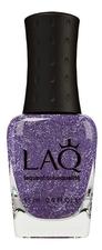 LAQ Лак для ногтей Хлопковые леденцы Cotton Candy 15мл