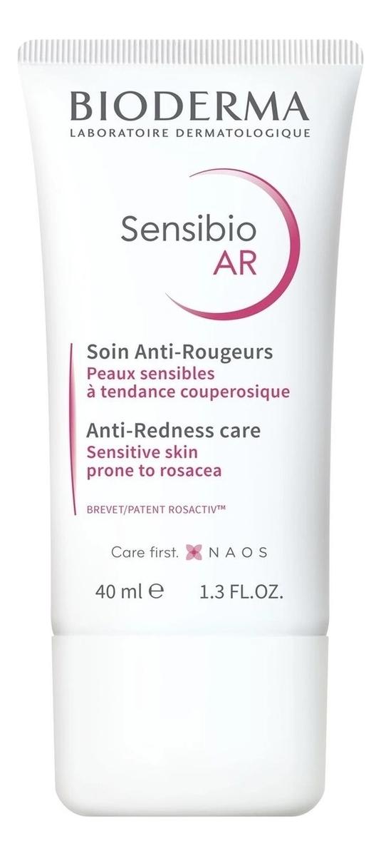 Крем для лица Sensibio AR Anti-Redness Cream 40мл биодерма sensibio ar