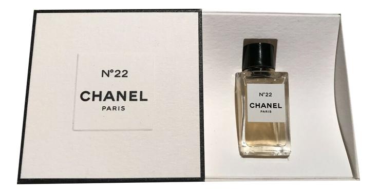 Les Exclusifs De Chanel No22: парфюмерная вода 4мл