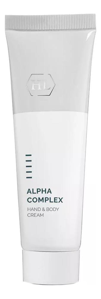 Купить Крем для рук и тела Alpha Complex Hand & Body Cream 100мл, Крем для рук и тела Alpha Complex Hand & Body Cream 100мл, Holy Land