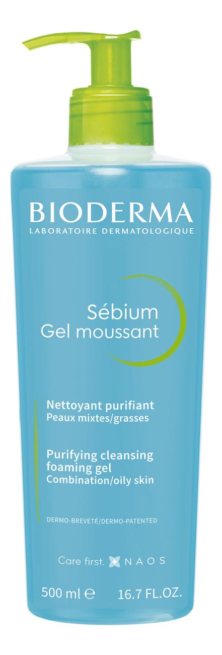 Гель для лица Sebium Gel Moussant: Гель 500мл
