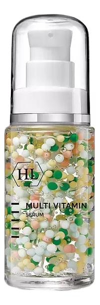 Мультивитаминная сыворотка для лица Multi Vitamin Serum 30мл holy land youthful крем