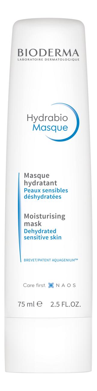 Купить Увлажняющая маска для лица Hydrabio Moisturising Mask 75мл, Bioderma