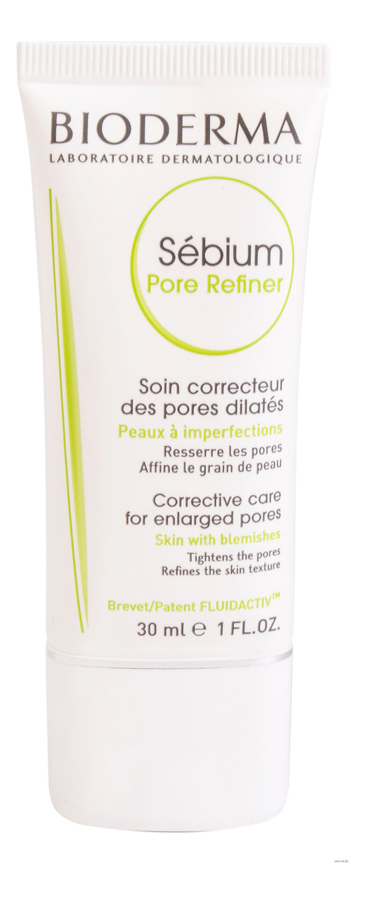 Концентрат для сужения пор Sebium Pore Refiner Concentre Correcteur Pores Dilates 30мл концентрат для похудения concentre minceur 75мл