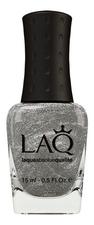 LAQ Лак для ногтей Mirror Metallics 15мл