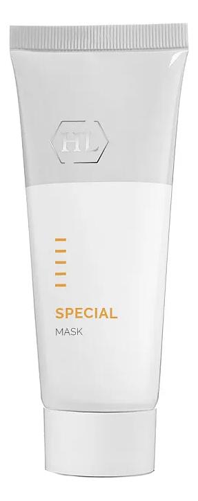 Сокращающая маска для жирной кожи Special Mask 70мл holy land сокращающая маска double action mask 70 мл