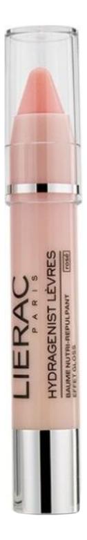 Бальзам для губ Hydragenist Levres Baume Nutri-Repulpant Effet Gloss Rose 3г