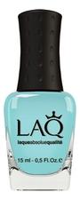 LAQ Лак для ногтей Summer And The City 15мл