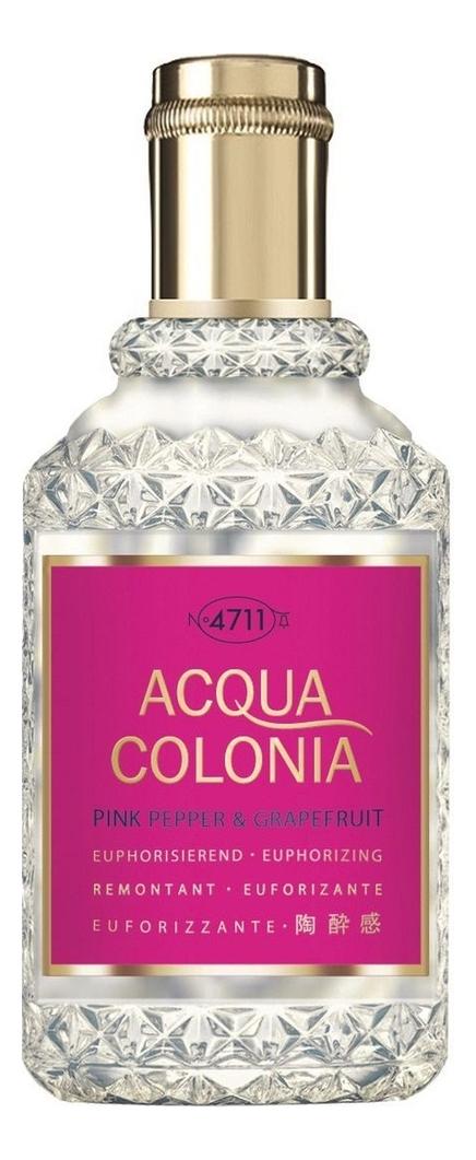 4711 Acqua Colonia Pink Pepper & Grapefruit