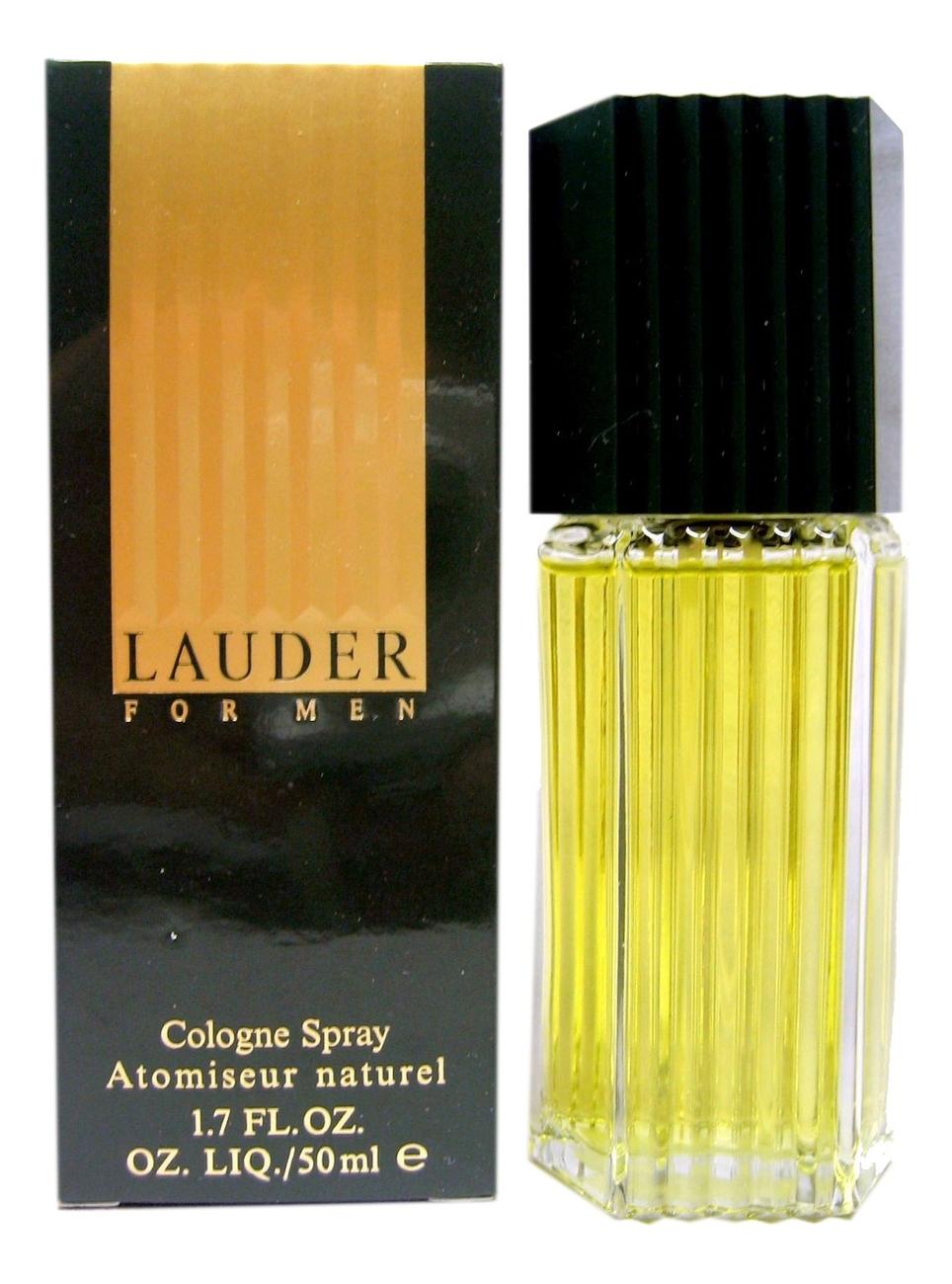 Lauder for Men: одеколон 50мл недорого