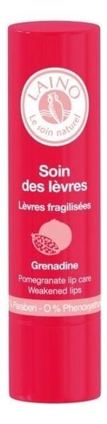 Бальзам-стик для губ Soin Des Levres 4г (гранат) недорого