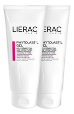 Lierac Набор Phytolastil Gel 2*200мл (гель д/тела Gel Prevention Des Vergetures)