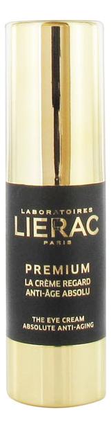 Купить Крем-мультикорректор для контура вокруг глаз Premium Yeux Boin Reqard Anti-Age Absoly 15мл, Lierac