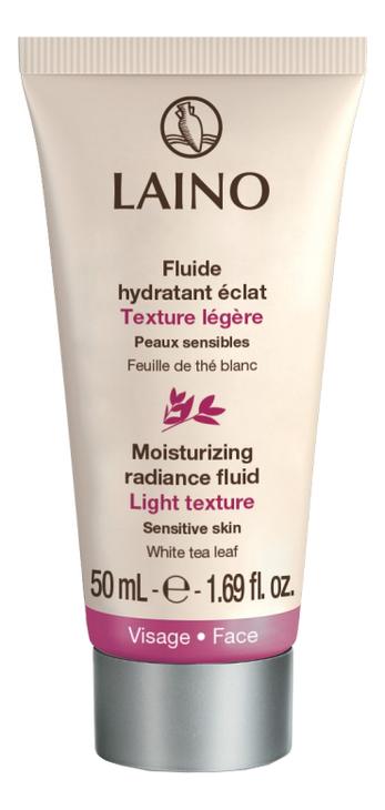Легкий увлажняющий флюид Fiuide Hydrant Eclat Texture Legere 50мл
