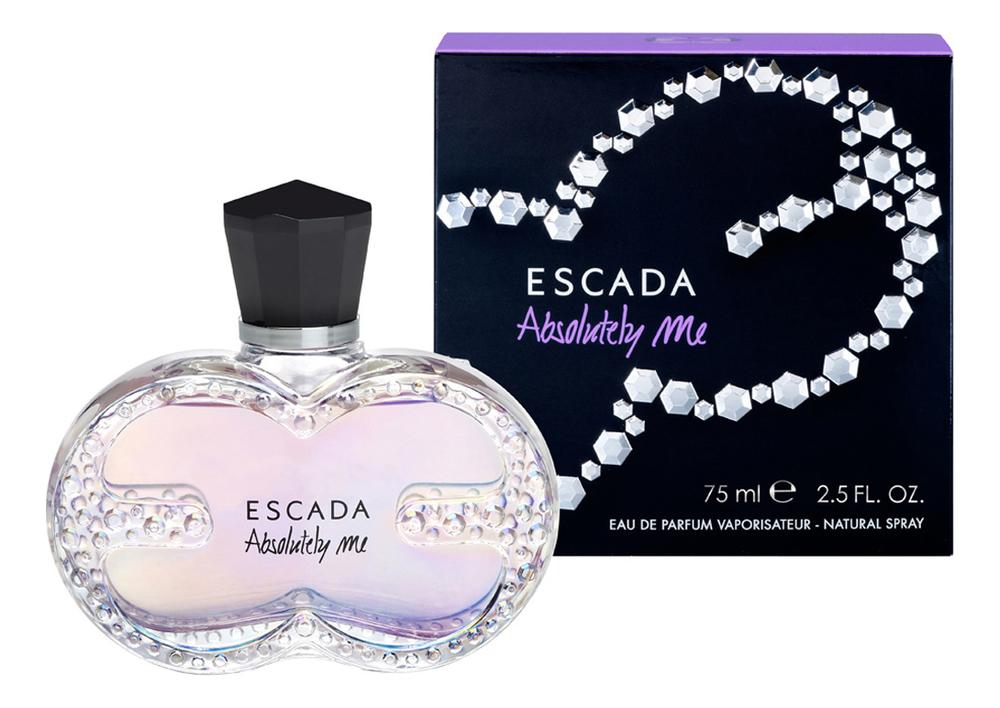 Купить Escada Absolutely Me: парфюмерная вода 75мл