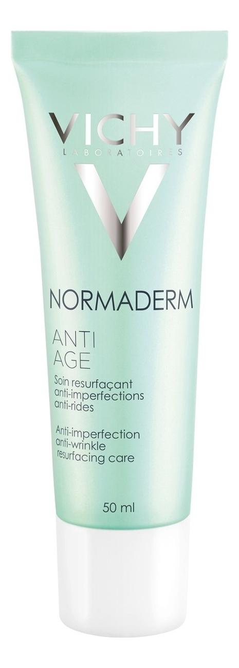 Антивозрастной крем для проблемной кожи Normaderm Anti-Age 50мл тональный крем vichy normaderm teint цена