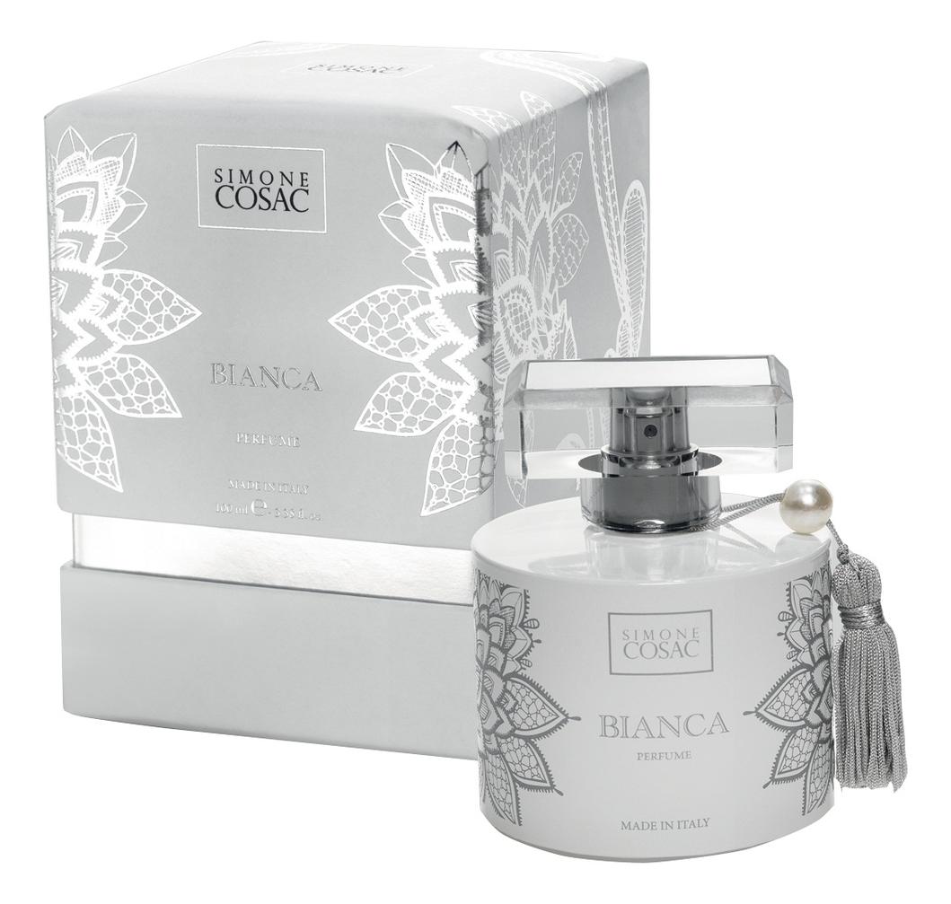 Bianca: парфюмерная вода 100мл simone cosac profumi trama духи 100мл тестер
