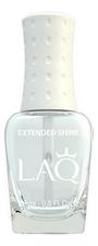 LAQ Блестящее верхнее покрытие для ногтей Extended Shine Nail Care 15мл
