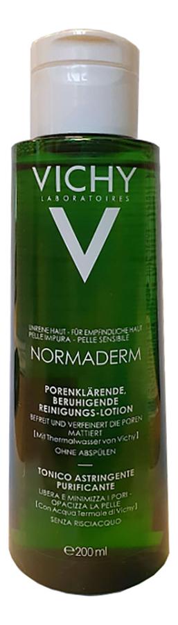 Лосьон-тоник для лица сужающий поры Normaderm Tonique Astrigent 200мл недорого