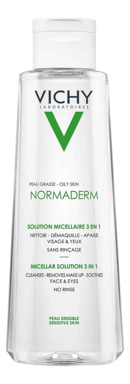 Мицеллярный лосьон для лица Normaderm Micellar Solution 200мл недорого