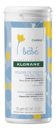 Защитная присыпка Bebe Poudre De Toilette Protectrice 100г