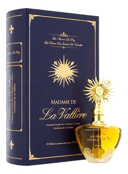 Купить Madame de La Valliere: парфюмерная вода 100мл, Parfums du Chateau de Versailles