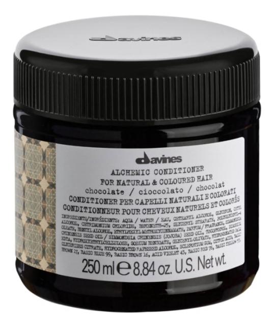 Кондиционер для волос Alchemic Conditioner For Natural & Coloured Hair (chocolate) 250мл