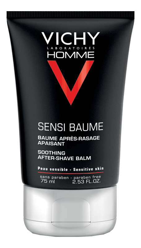 Бальзам после бритья Homme Sensi-Baume After-Shave Balm 75мл