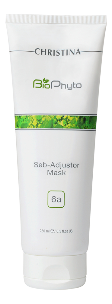 Купить Себорегулирующая маска для лица Bio Phyto Seb-Adjustor Mask 6a 250мл, CHRISTINA