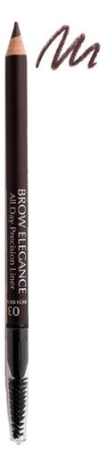 Карандаш для бровей Brow Elegance All Day Precision Liner 1,8г: No 03 карандаш для бровей brow elegance all day precision liner 1 8г no 02