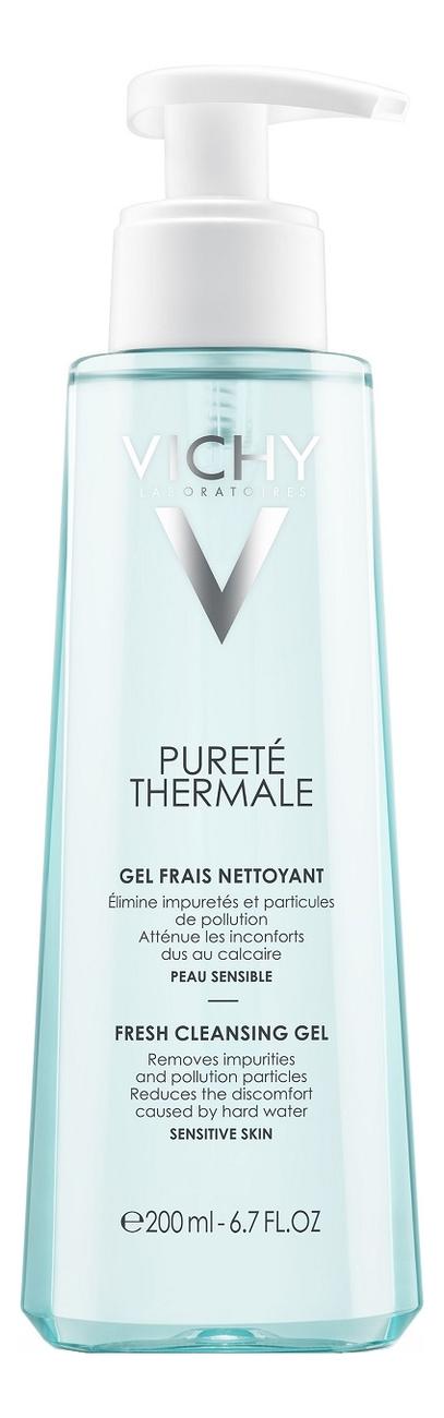 Купить Освежающий гель для умывания Purete Thermale Fresh Cleansing Gel 200мл: Гель 200мл, Vichy