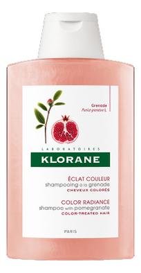 Шампунь для волос с экстрактом граната Ecorce De Grenade Eclat Couleur Shampooing 200мл