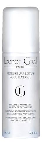 Купить Мусс для объема волос Mousse Au Lotus Volumatrice 150мл (лотос), Leonor Greyl