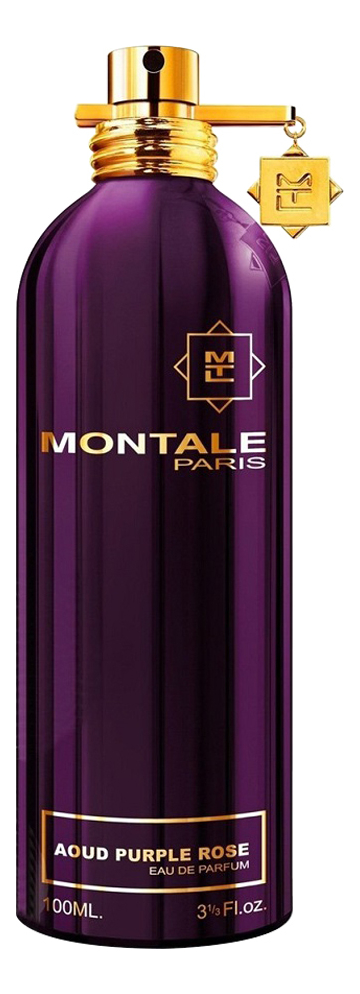 цена Montale Aoud Purple Rose: парфюмерная вода 2мл онлайн в 2017 году