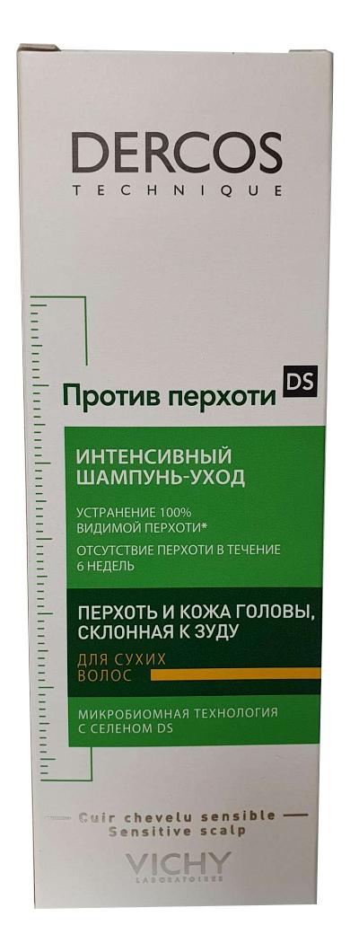 цена Шампунь против перхоти для сухих волос и кожи головы Dercos Anti-Dandruff 200мл: Шампунь-уход 200мл онлайн в 2017 году