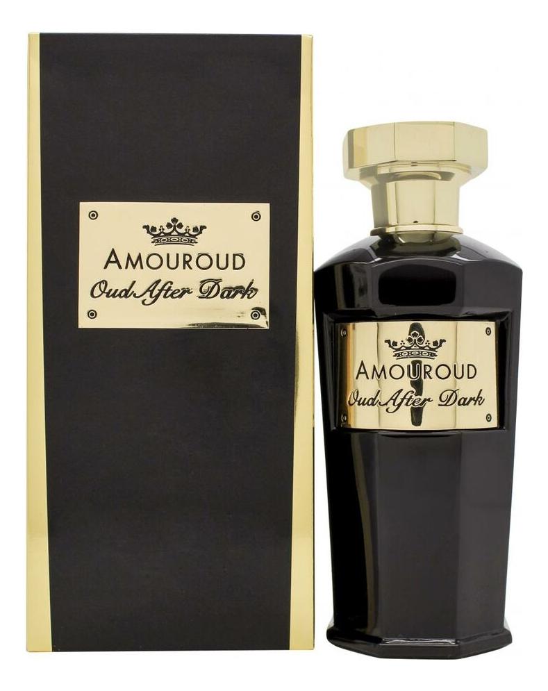 Купить Oud After Dark: парфюмерная вода 100мл, Amouroud
