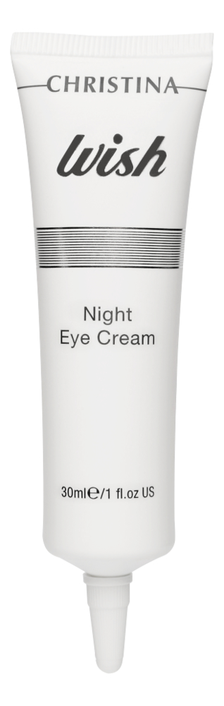 Купить Ночной крем для кожи вокруг глаз Wish Night Eye Cream 30мл, CHRISTINA