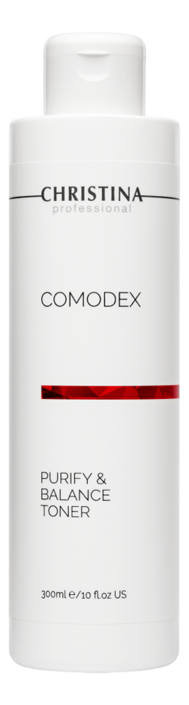 цена на Очищающий тоник для лица Comodex Purify & Balance Toner 300мл