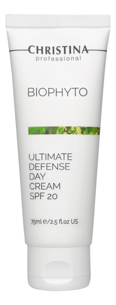 Купить Дневной крем для лица Аболютная защита Bio Phyto Ultimate Defense Day Cream SPF20 75мл, CHRISTINA