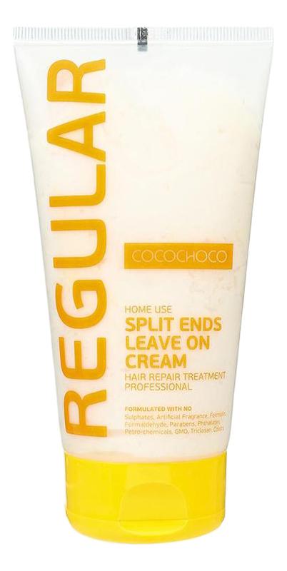 Крем для секущихся кончиков волос Regular Split Ends Leave On Cream 150мл