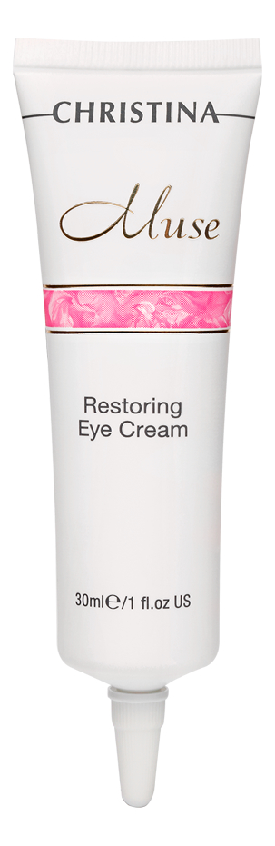 Купить Восстанавливающий крем для кожи вокруг глаз Muse Restoring Eye Cream 30мл, CHRISTINA