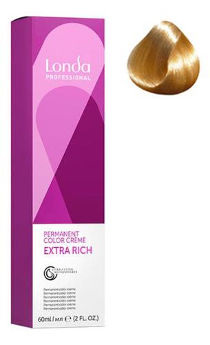 Фото - Крем-краска для волос Londacolor 60мл: 10/3 Яркий блонд золотистый крем краска для волос londacolor 60мл 10 65 клубничный блонд
