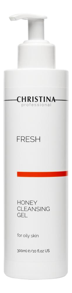 Купить Медовый очищающий гель для лица Fresh Honey Cleansing Gel 300мл, CHRISTINA